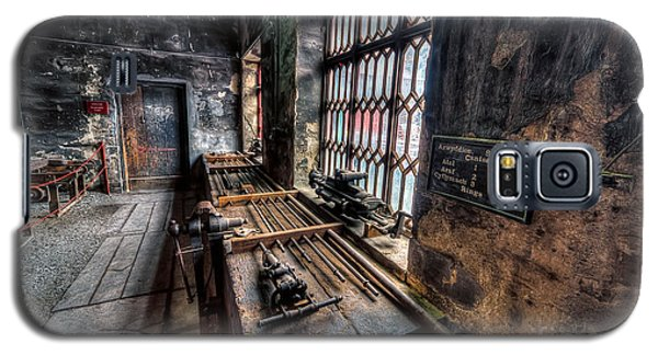 Victorian Workshops Galaxy S5 Case by Adrian Evans