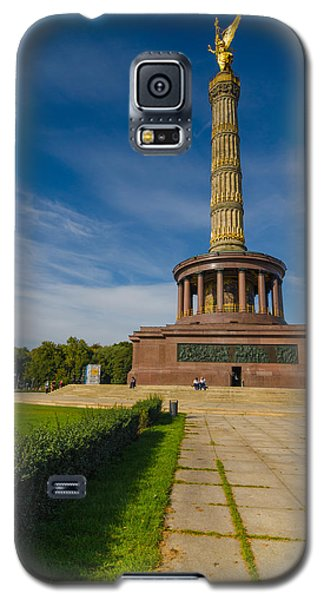 Victory Column Galaxy S5 Case