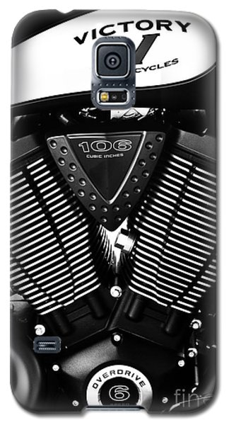 Victory Motorcycle Monochrome Galaxy S5 Case