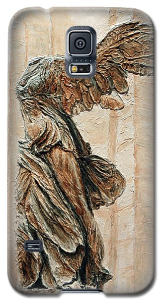 Victory Of Samothrace Galaxy S5 Case by Joey Agbayani