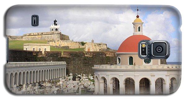 Viejo San Juan Galaxy S5 Case