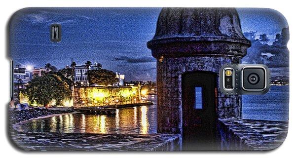 Viejo San Juan En La Noche Galaxy S5 Case