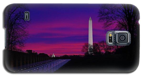 Vietnam Memorial Sunrise Galaxy S5 Case