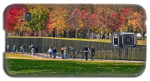 Vietnam Memorial Wall Galaxy S5 Case