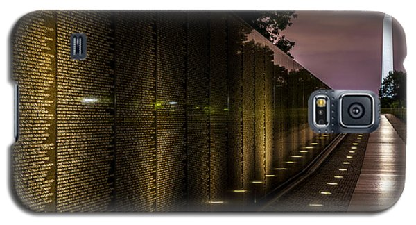 Vietnam Veterans Memorial Galaxy S5 Case