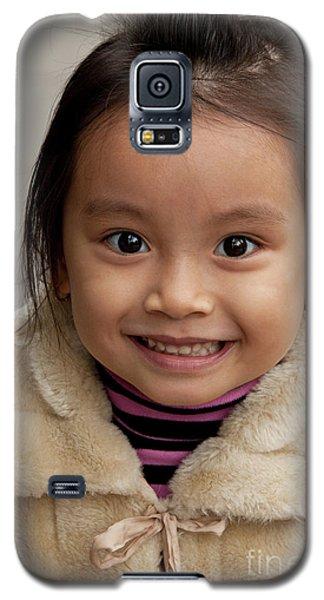 Vietnamese Girl 03 Galaxy S5 Case