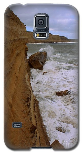 Galaxy S5 Case featuring the photograph View Across Jan Juc by Amanda Holmes Tzafrir