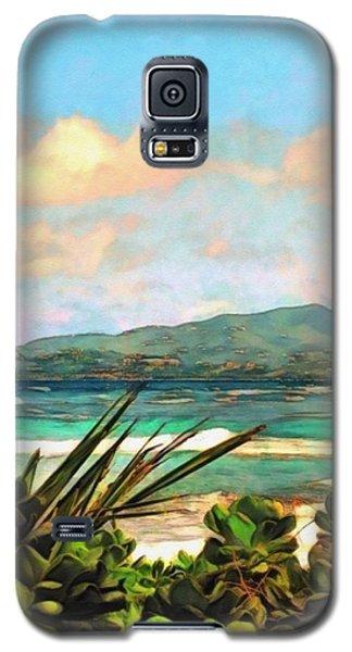 View Across Salt River - Vertical Galaxy S5 Case