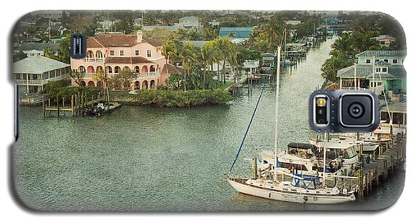 View At Fort Myers Beach - Florida Galaxy S5 Case