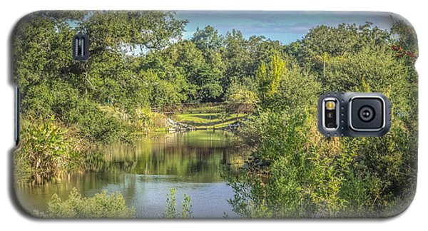 View Down The Creek Galaxy S5 Case by Jane Luxton