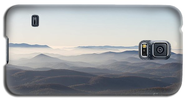 View From Blood Mountain Galaxy S5 Case