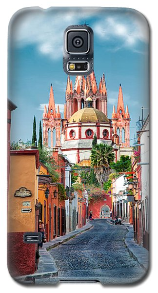 View From Calle Adama Galaxy S5 Case