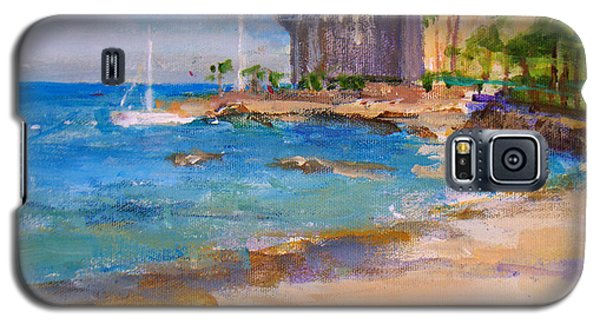 View From Descanso Beach Galaxy S5 Case