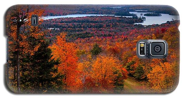 View From Mccauley Mountain II Galaxy S5 Case