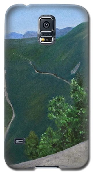 View From Mount Willard Galaxy S5 Case