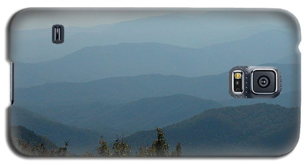 View From Mt. Mitchell Galaxy S5 Case