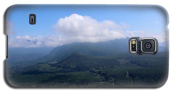 View From Rattlesnake Ridge Washington  Galaxy S5 Case