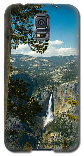 View From Sentinel Dome Galaxy S5 Case