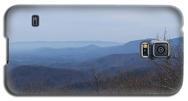 View From Springer Mountain Galaxy S5 Case