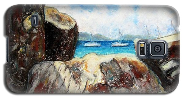 View Of Devil's Bay Galaxy S5 Case