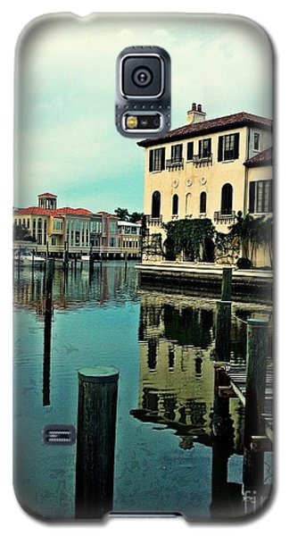 View From The Boardwalk 3 Galaxy S5 Case