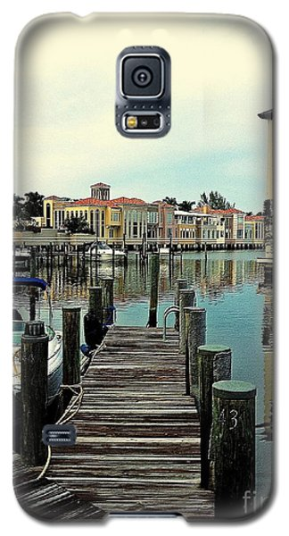 View From The Boardwalk 2 Galaxy S5 Case