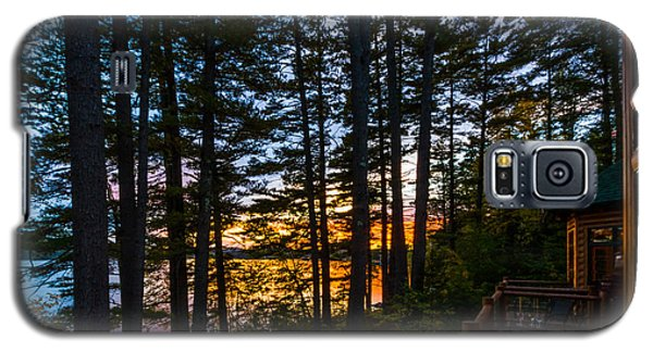 View From The Deck Galaxy S5 Case by Karen Stephenson