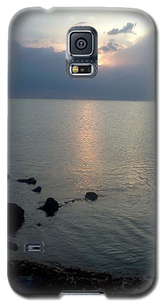 View From The Jetty 2 Galaxy S5 Case