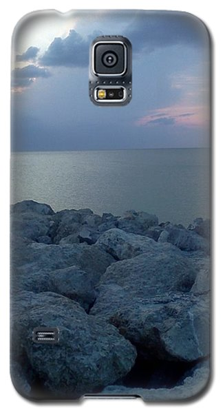 View From The Jetty Galaxy S5 Case