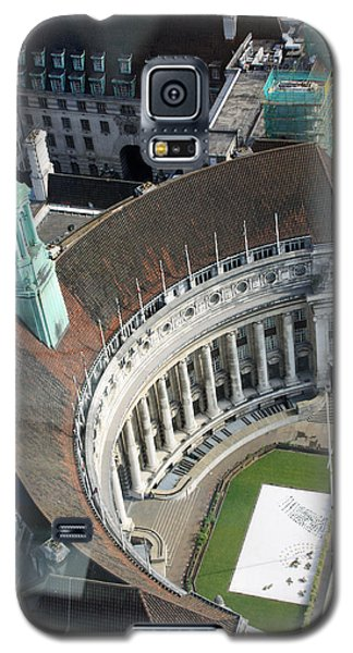 View From The London Eye Galaxy S5 Case