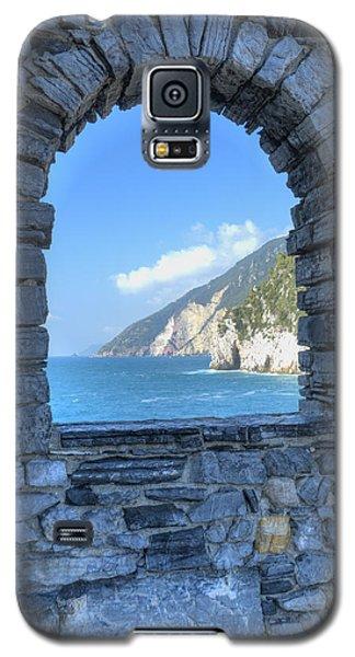 View Of Cinque Terre From Portovenere Galaxy S5 Case