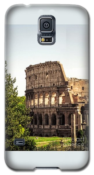 View Of Colosseum Galaxy S5 Case