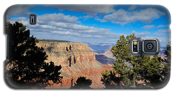 Grand Canyon Through The Junipers Galaxy S5 Case