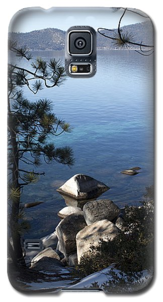 View Of Lake Tahoe Galaxy S5 Case