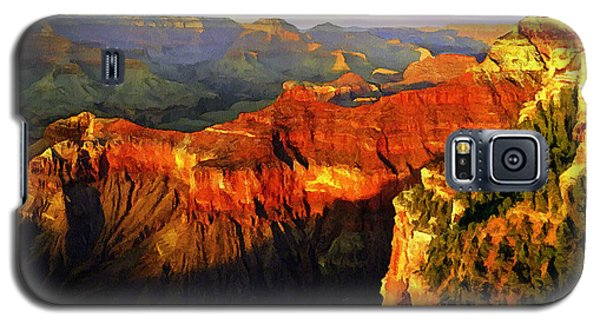 View - Yavapai Point Galaxy S5 Case