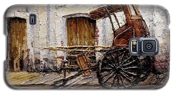Vigan Carriage 1 Galaxy S5 Case by Joey Agbayani