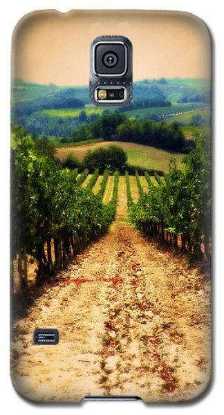 Vigneto Toscana Galaxy S5 Case by Micki Findlay