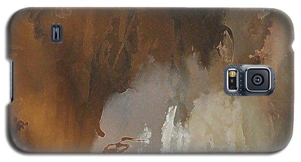 Vii - Mirky Wood Galaxy S5 Case