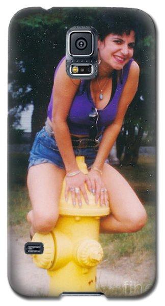 Vikki Galaxy S5 Case by Jesse Ciazza