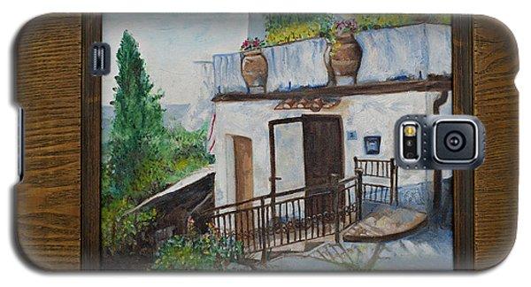 Villa In Tuscany Galaxy S5 Case