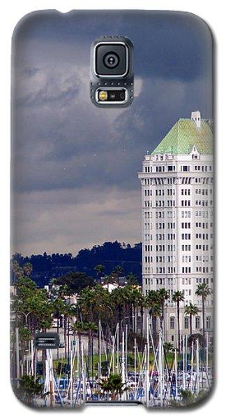 Villa Riviera Long Beach Galaxy S5 Case