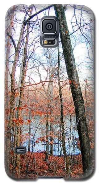 Village Creek State Cabins View Galaxy S5 Case
