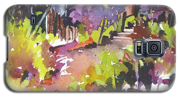 Village Life 3 Galaxy S5 Case by Rae Andrews