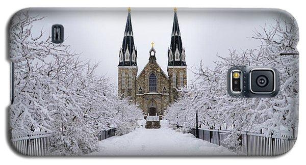 Villanova University In The Snow Galaxy S5 Case