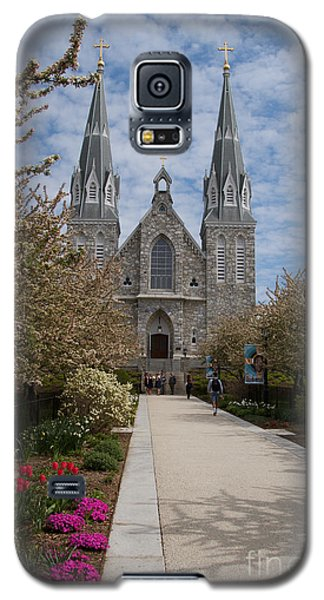 Villanova University Main Chapel  Galaxy S5 Case