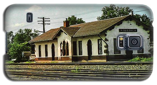 Villisca Train Depot Galaxy S5 Case