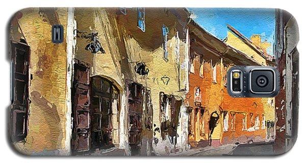 Vilnius Old Town 35 Galaxy S5 Case