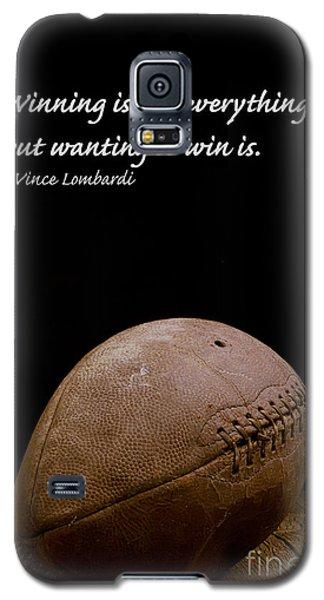 Vince Lombardi On Winning Galaxy S5 Case