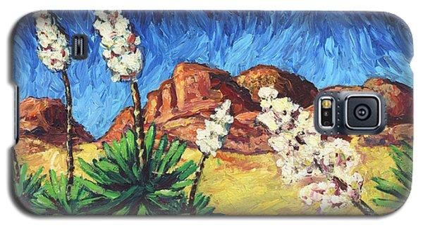 Vincent In Arizona Galaxy S5 Case