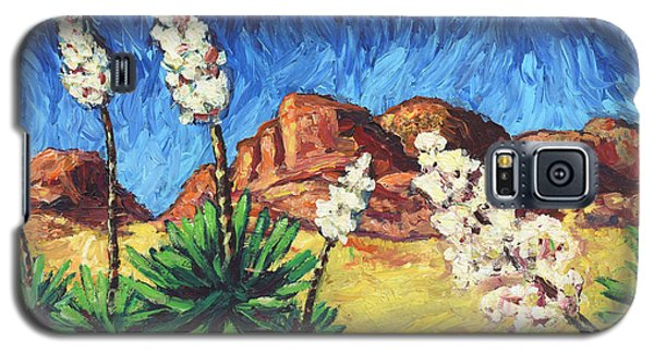 Vincent In Arizona Galaxy S5 Case